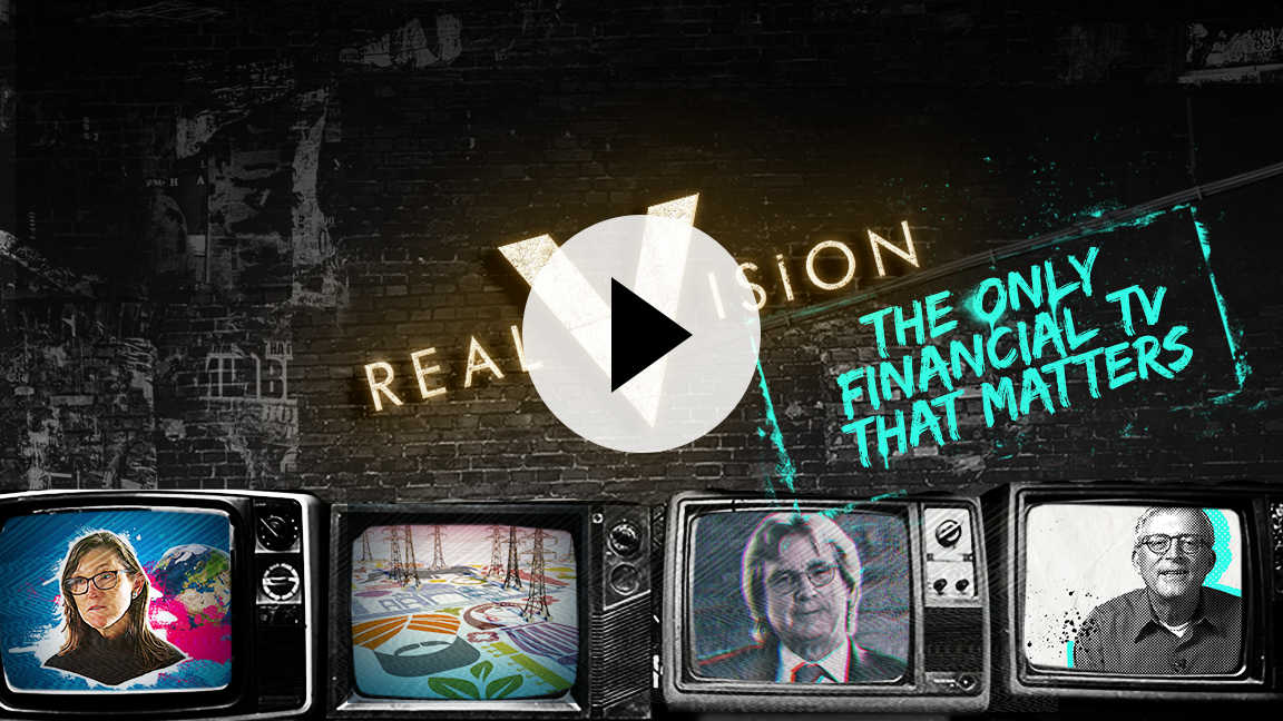 Real Vision The ly Financial Media That Matters
