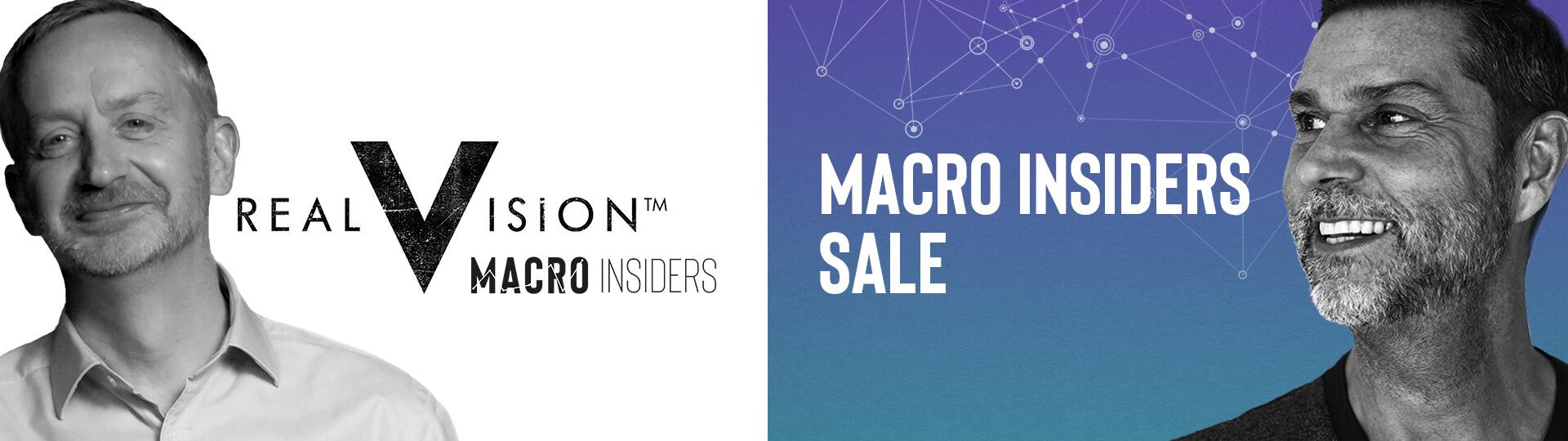 Macro Insiders Sale