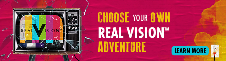 Choose Your Own Real Vision Adventure