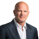 "Mike Novogratz on Real Vision's ""Global Recession: What's Next?"" series"