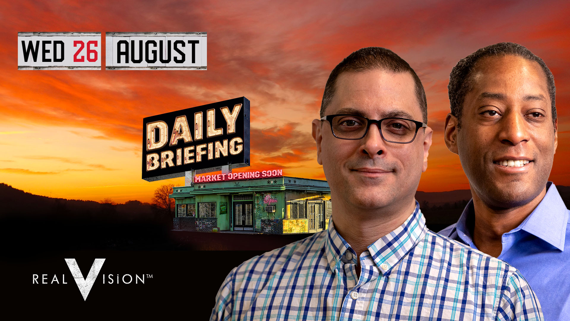 Real Vision Blog: Daily Briefing - A Chokehold on Credit