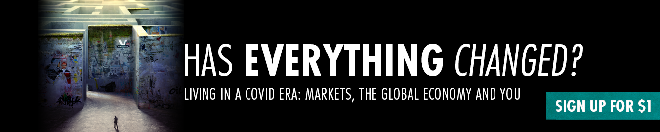 Has Everything Changed? - Learn More