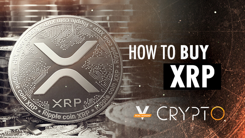 How to buy XRP